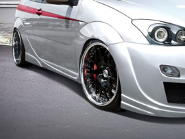 FORD FOCUS I 3 DOOR HB RACER SIDE SKIRTS