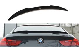 BMW 6 Gran Coupé SPOILER CAP