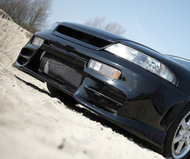 NISSAN SKYLINE R33 GTS FRONT GRILL