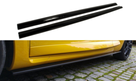 RENAULT MEGANE 3 RS SIDE SKIRTS DIFFUSSERS