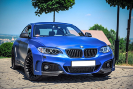 BMW 2 F22 M-SPORT WIDE BODYKIT