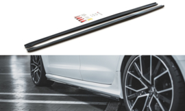 AUDI RS6 C7 SIDE SKIRTS DIFFUSERS V.2