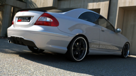 MERCEDES CLK W209 REAR BUMPER <AMG W204 LOOK>