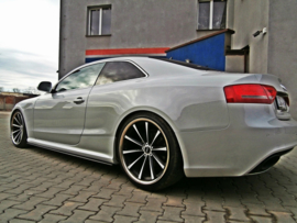 AUDI RS5 8T SIDE SKIRTS DIFFUSERS