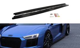 AUDI R8 II SIDE SKIRTS DIFFUSERS