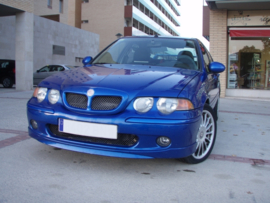 MG ZS FRONT BUMPER SPOILER