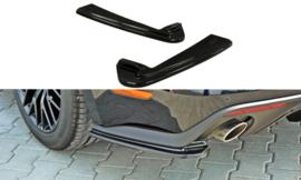 FORD MUSTANG MK6 GT REAR SIDE SPLITTERS