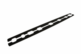 AUDI A6 C7 S-LINE AVANT (CNC) SIDE SKIRTS DIFFUSERS