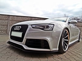 AUDI RS5 8T FACELIFT MODEL (2011-) FRONT SPLITTER