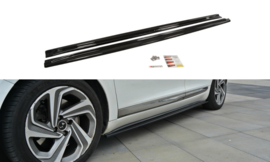 CITROEN DS5 FACELIFT SIDE SKIRTS DIFFUSERS