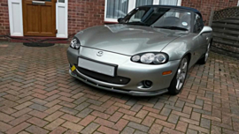 MAZDA MX5 NB FACELIFT MODEL FRONT SPLITTER