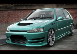 PEUGEOT 106 SIDE SKIRTS < INFERNO >