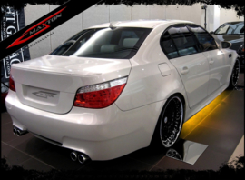 BMW 5 E60 REAR BUMPER < M5 LOOK >
