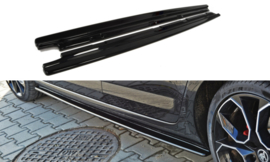 SKODA OCTAVIA III RS SIDE SKIRTS DIFFUSERS