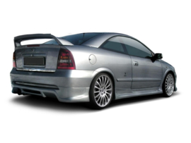 OPEL ASTRA G REAR BUMPER EXTENSION (COUPE & CABRIO)