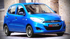HYUNDAI I10 MK1 FRONT SPLITTER FACELIFT MODEL (2010-2013)