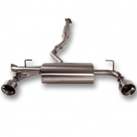 Toyota GT86/Subaru BRZ Cat Back Exhaust System