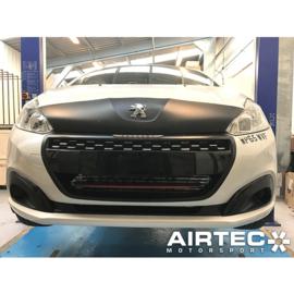 AIRTEC Peugeot Sport 208 GTI STAGE 2 front mount intercooler