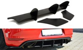 VW GOLF VI GTI / 35TH REAR VALANCE & REAR SIDE SPLITTERS