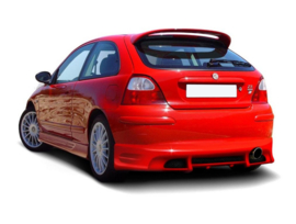 MG ZR REAR BUMPER SPOILER