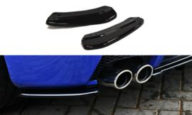 ALFA ROMEO 147 GTA REAR SIDE SPLITTERS
