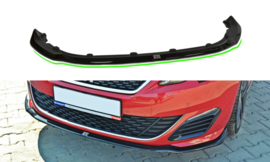 PEUGEOT 308 II GTI FRONT SPLITTER