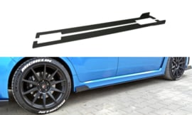 DIFFUSERS SUBARU IMPREZA RACING SIDE SKIRTS