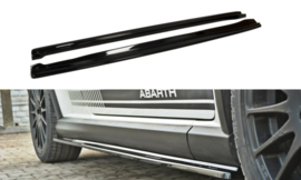 FIAT GRANDE PUNTO SIDE SKIRTS DIFFUSERS