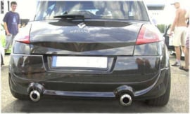 RENAULT MEGANE MK2 REAR BUMPER EXTENSION