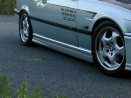 BMW 3 E30 MAFIA SIDE SKIRTS