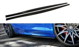 BMW 1 F20 M-Power SIDE SKIRTS DIFFUSERS