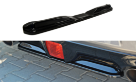NISSAN 370Z CENTRAL REAR SPLITTER