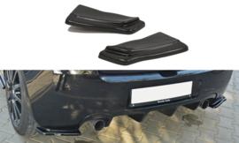 RENAULT CLIO III RS REAR SIDE SPLITTERS