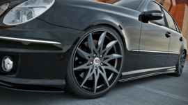 MERCEDES E-CLASS W211 AMG SIDE SKIRTS DIFFUSERS