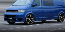 VW T5 SIDE SKIRTS