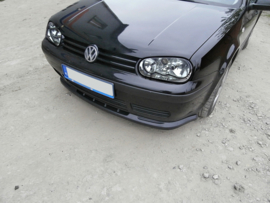 VW GOLF IV FRONT SPLITTER
