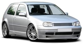 VW GOLF IV FRONT BUMPER SPOILER