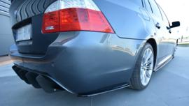 BMW 5 E60/E61 REAR SIDE SPLITTERS
