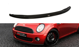 MINI COOPER FRONT SPLITTER