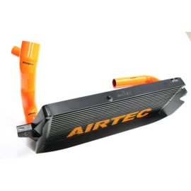 AIRTEC Focus MK2 ST Stage 3 300bhp to 425bhp RS Spec Intercooler with ST size scoop & Big Bore silicone hose joiners
