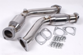 Nissan 350Z Sports Cat Exhaust Downpipes 200-cells