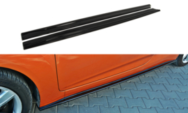 HYUNDAI VELOSTER SIDE SKIRTS DIFFUSERS