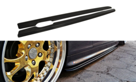 BMW 3 E46 MPACK COUPE SIDE SKIRTS DIFFUSERS
