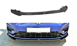 VW GOLF VII R FRONT SPLITTER