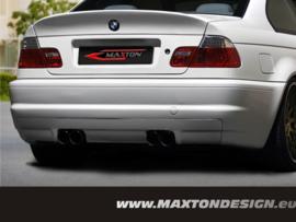 BMW 3 E46 - 4 DOOR SALOON REAR BUMPER < M3 LOOK >