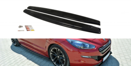 PEUGEOT RCZ Facelift SIDE SKIRTS DIFFUSERS
