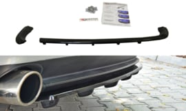 ALFA ROMEO 159 CENTRAL REAR SPLITTER (with vertical bars)