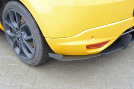 RENAULT MEGANE MK3 RS REAR SIDE SPLITTERS