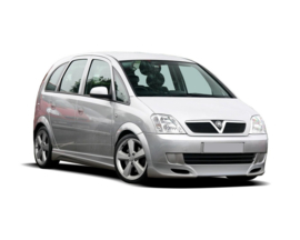 OPEL MERIVA SIDE SKIRTS