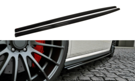 VW POLO V GTI SIDE SKIRTS DIFFUSERS